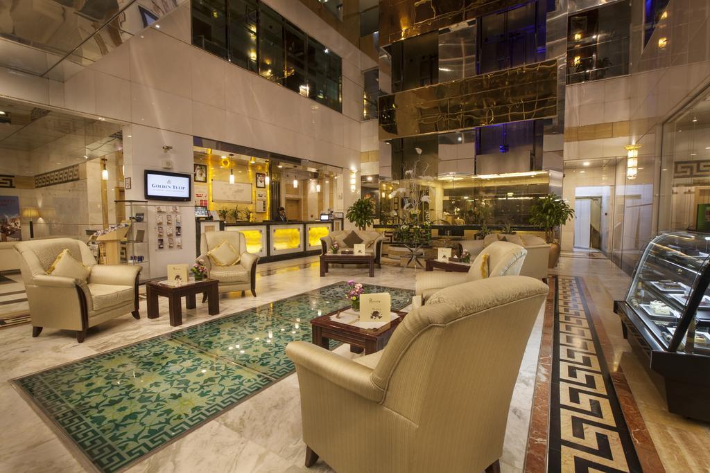 Отель, Golden Tulip Al Thanyah