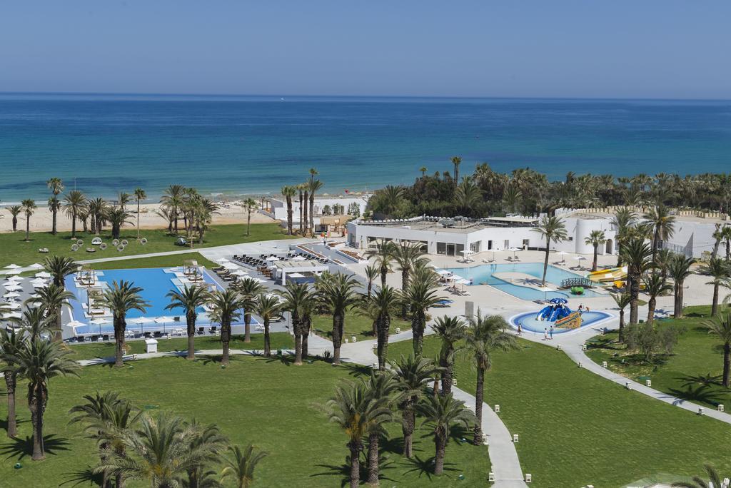 Отдых в отеле Jaz Tour Khalef (ex. Tour Khalef Marhaba Thalasso & Spa) Сусс