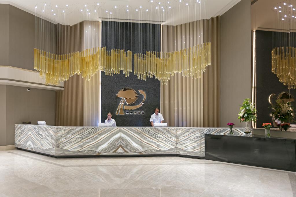 Відгуки туристів Mirage Park Resort