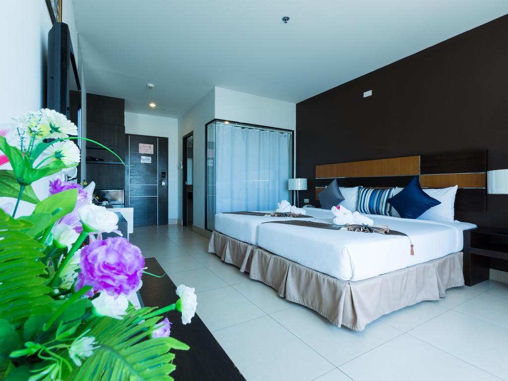 Паттайя, Vogue Pattaya Hotel, 3