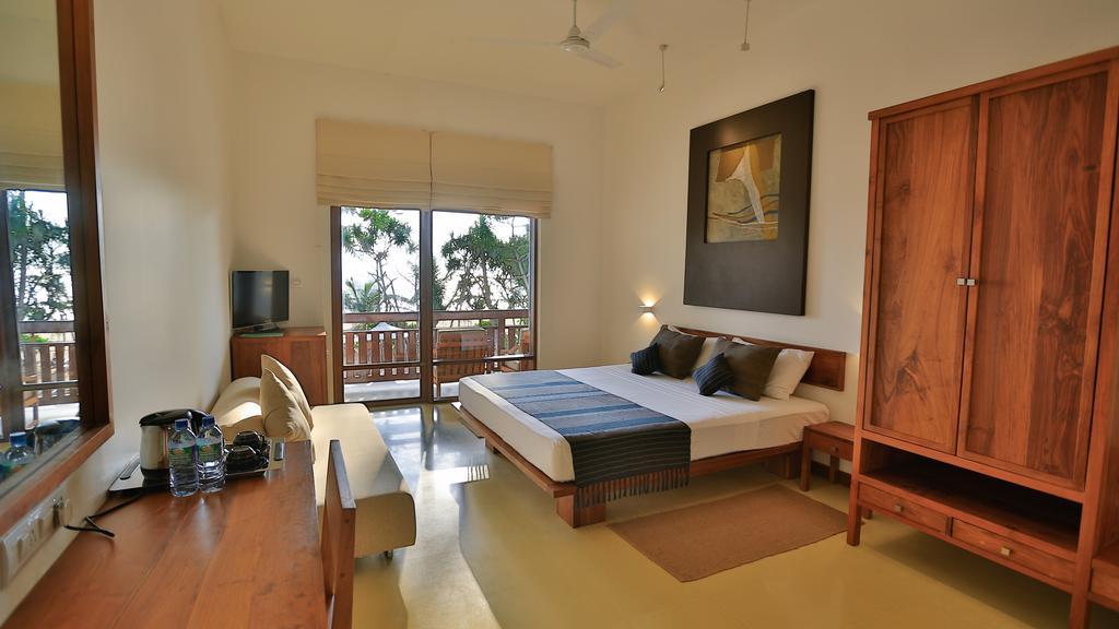Отзывы гостей отеля Pandanus Beach Resort