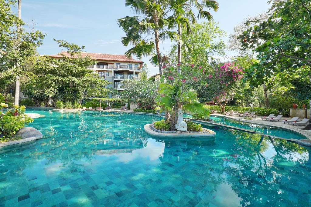 Отзывы про отдых в отеле, Novotel Nusa Dua