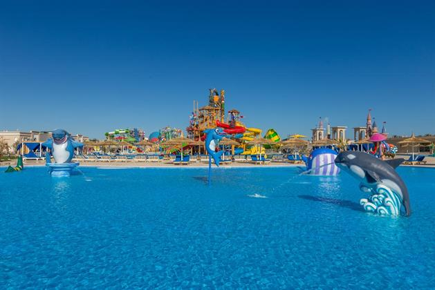 Гарячі тури в готель Albatros Aquapark Resort Sharm El Sheikh