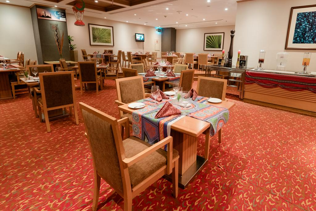 Відпочинок в готелі Golden Tulip Al Barsha