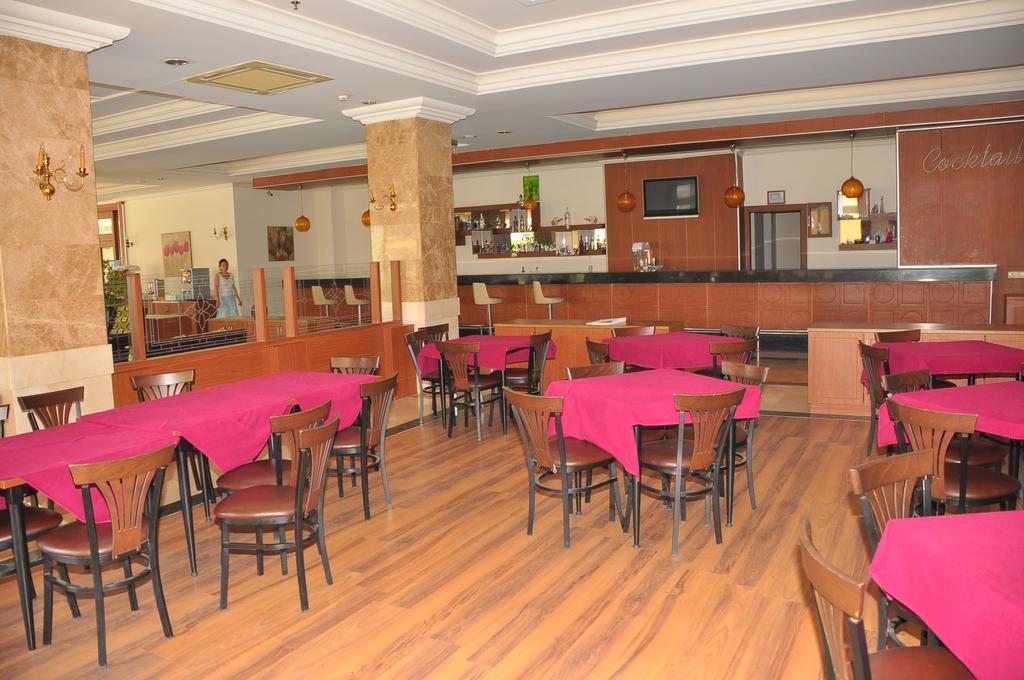Туры в отель Hedef Resort & Spa Аланья