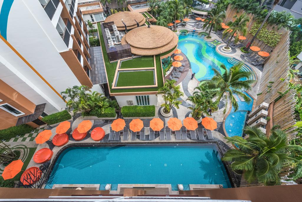Тури в готель The Beach Heights Resort Пхукет Таїланд