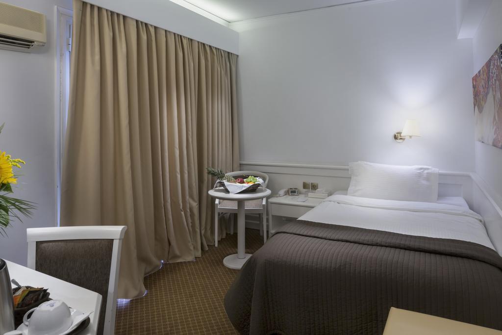 Отдых в отеле Coral Hotel Athens