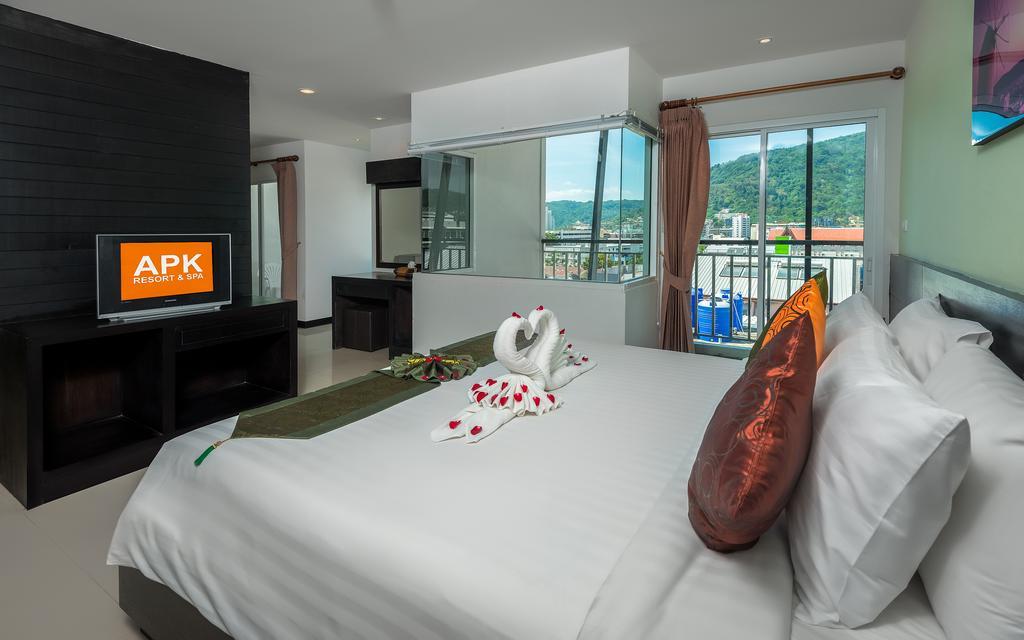 Apk Resort & Spa, питание