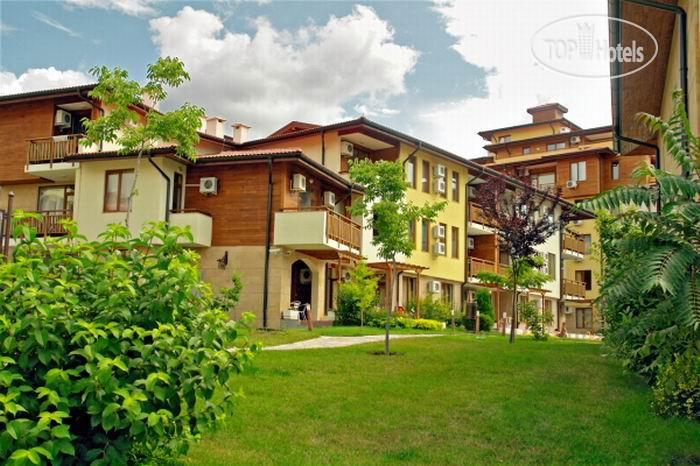 Відпочинок в готелі Apart-Hotel Garden Of Eden