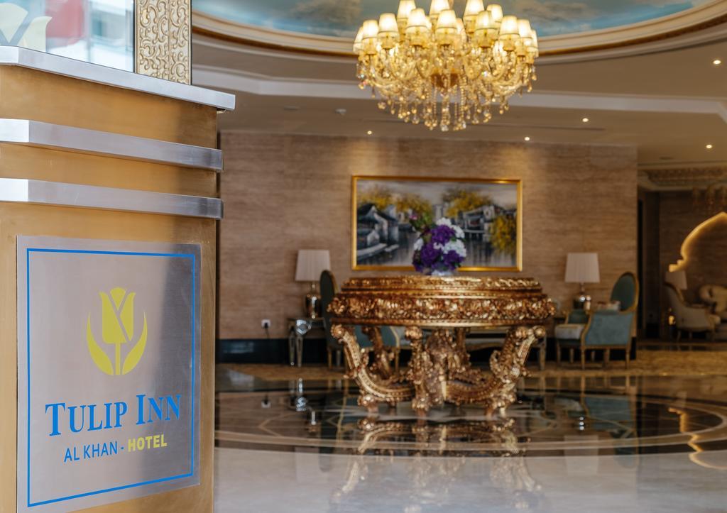 Горящие туры в отель Tulip Inn Al Khan Hotel