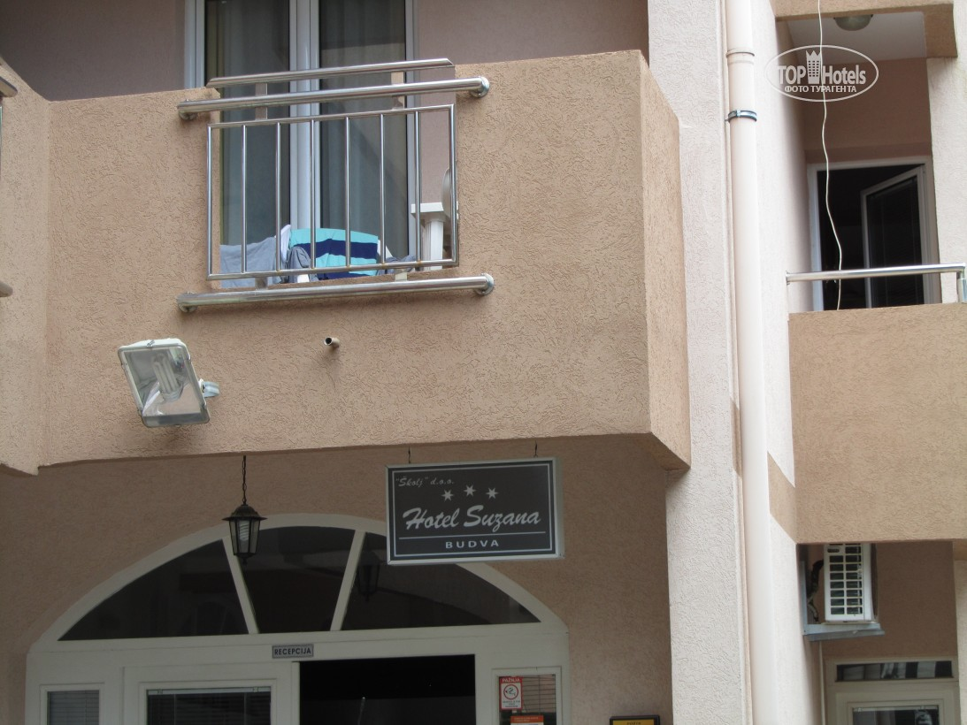 Hotel Suzana Черногория цены