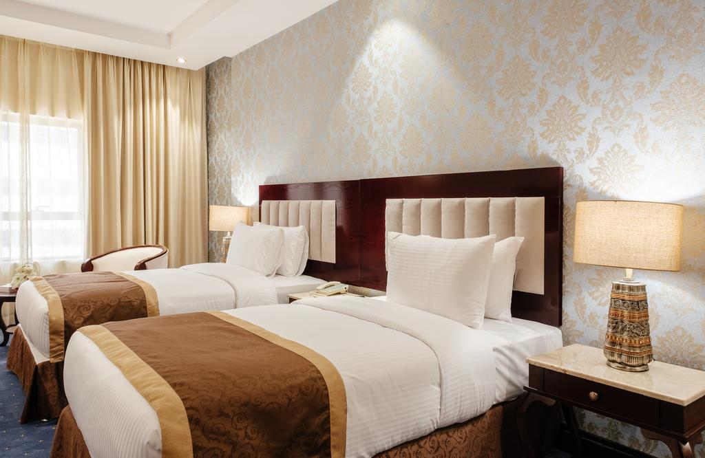 Отдых в отеле Tulip Inn Al Khan Hotel Шарджа ОАЭ