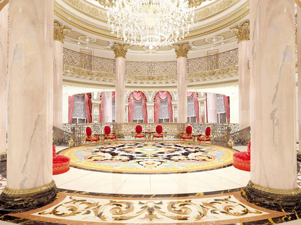 Відпочинок в готелі Emerald Palace Kempinski Dubai