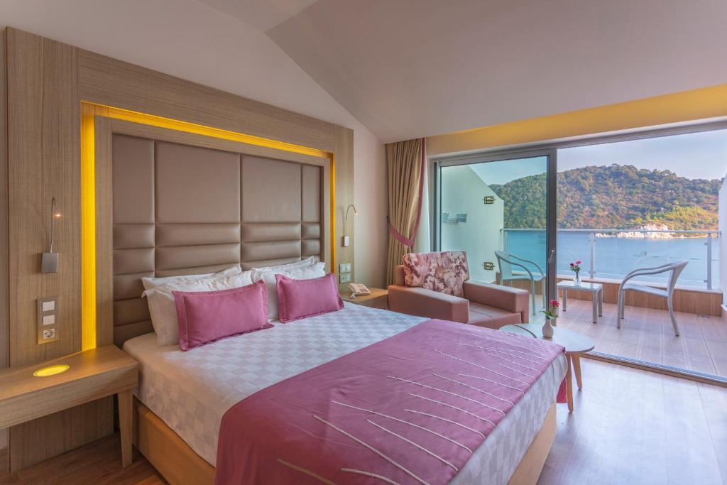 Гарячі тури в готель Orka Lotus Beach (ex. Sentido Orka Lotus Beach Hotel) Мармарис