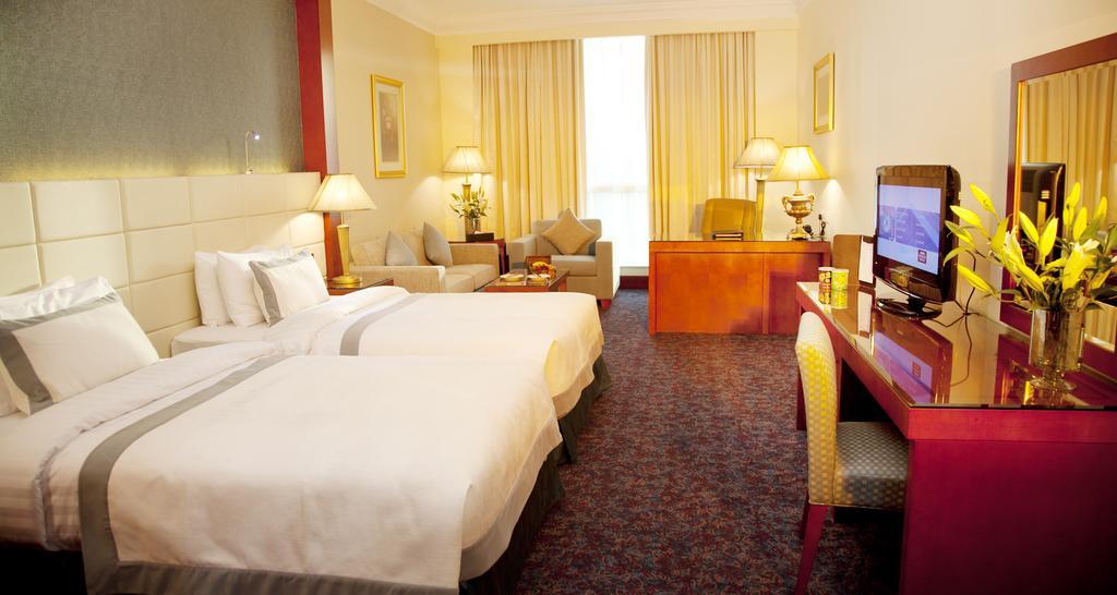 Відпочинок в готелі Grand Excelsior Hotel Дубай (місто) ОАЕ