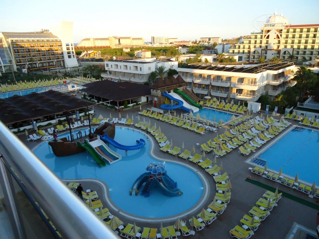 Відгуки гостей готелю Eftalia Splash Resort