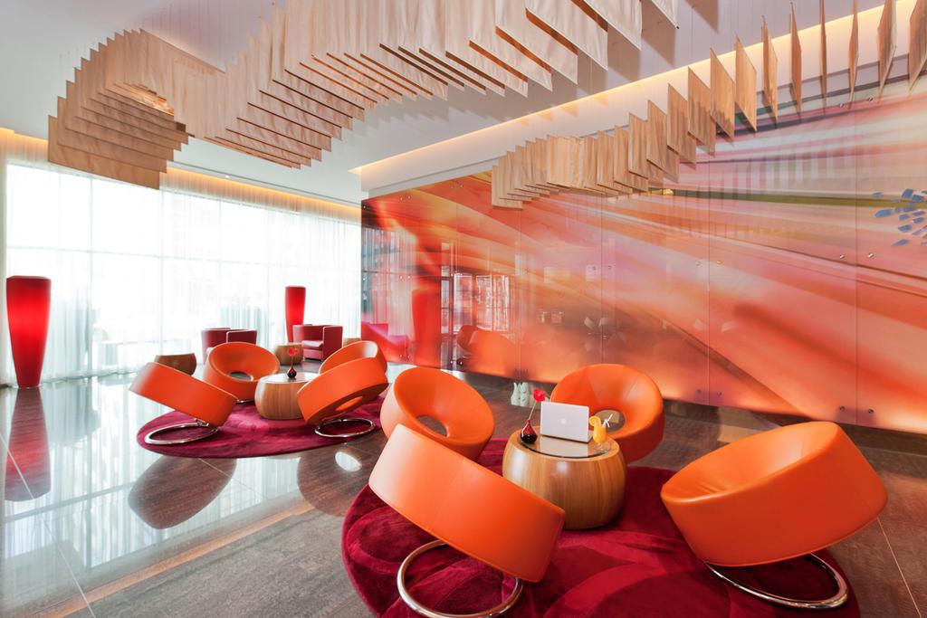 Отдых в отеле Ibis Hotel Mall Of The Emirates
