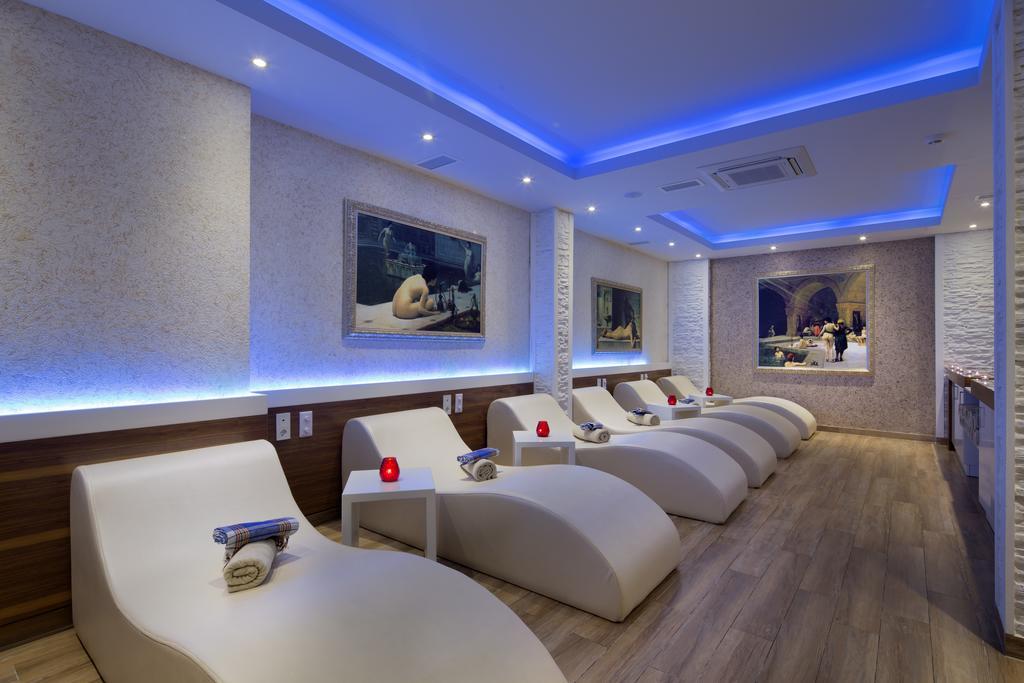 Villa Moonflower Aparts & Suites, Аланья