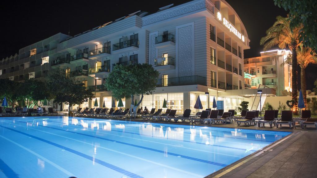 Selcukhan Hotel, Кемер, фотографії турів