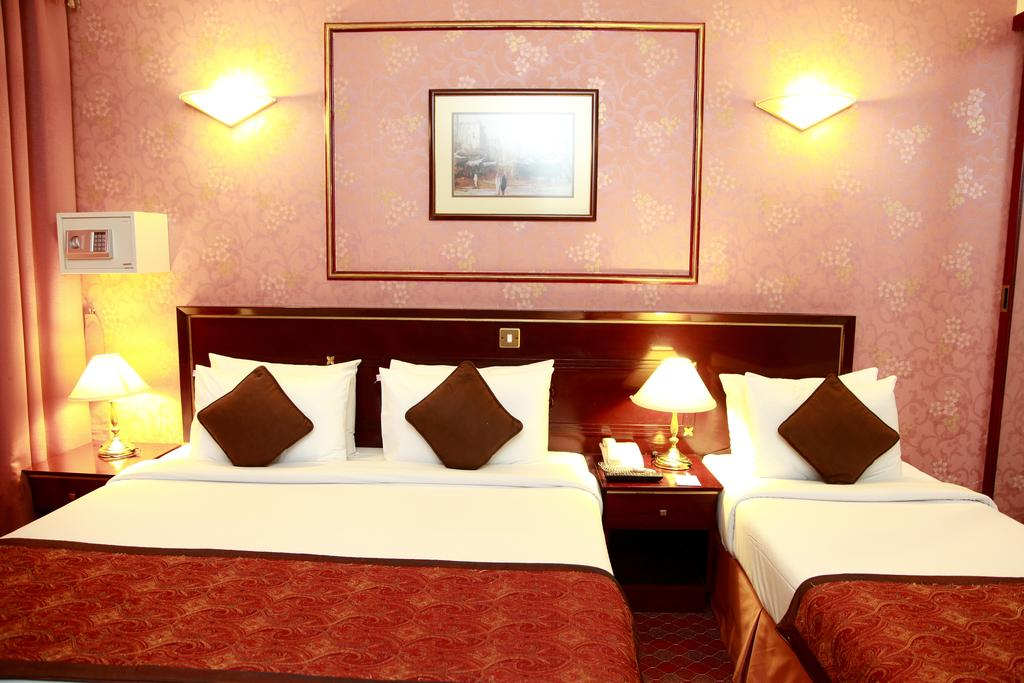 Orchid Hotel, ОАЭ