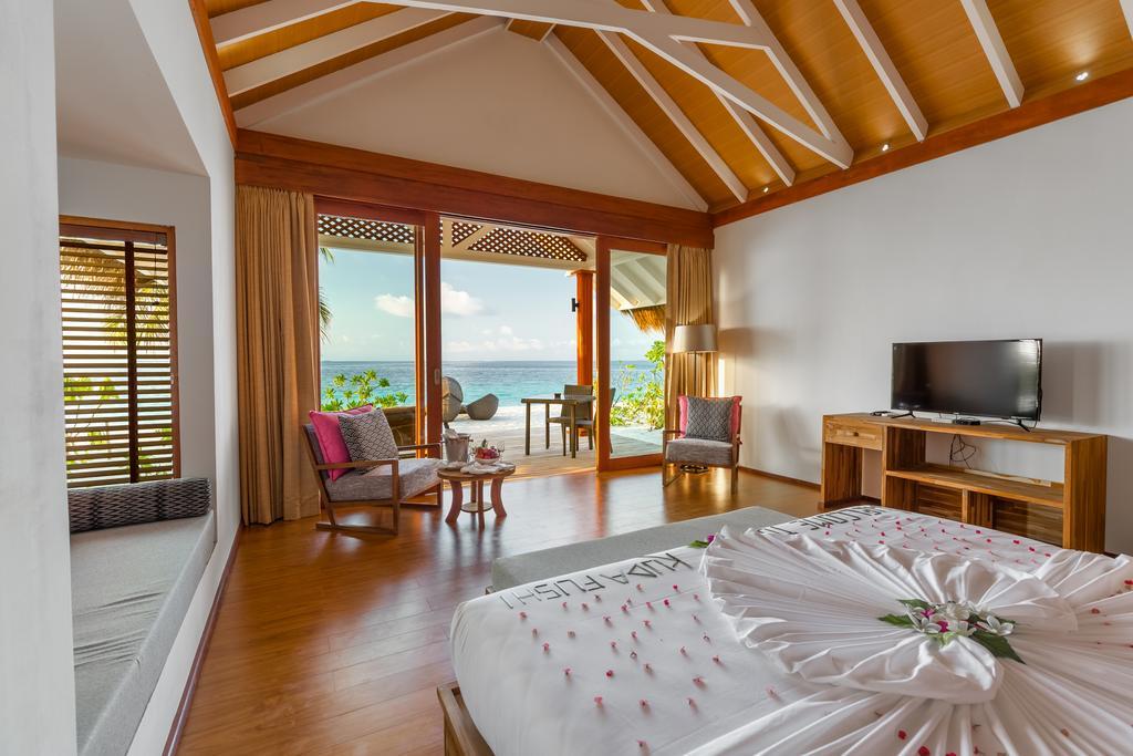 Готель, Мальдіви, Раа Атол, Kudafushi Resort & Spa