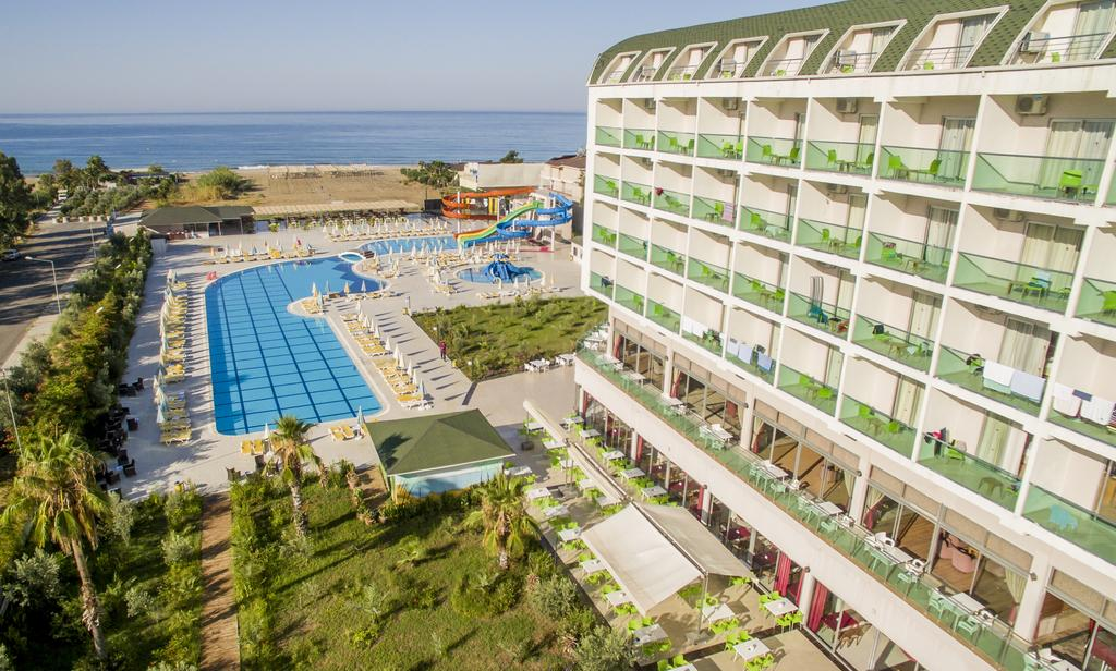 Туры в отель Hedef Beach Hotel Аланья