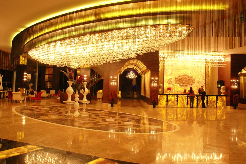 Отдых в отеле Ideal Prime Beach Мармарис Турция