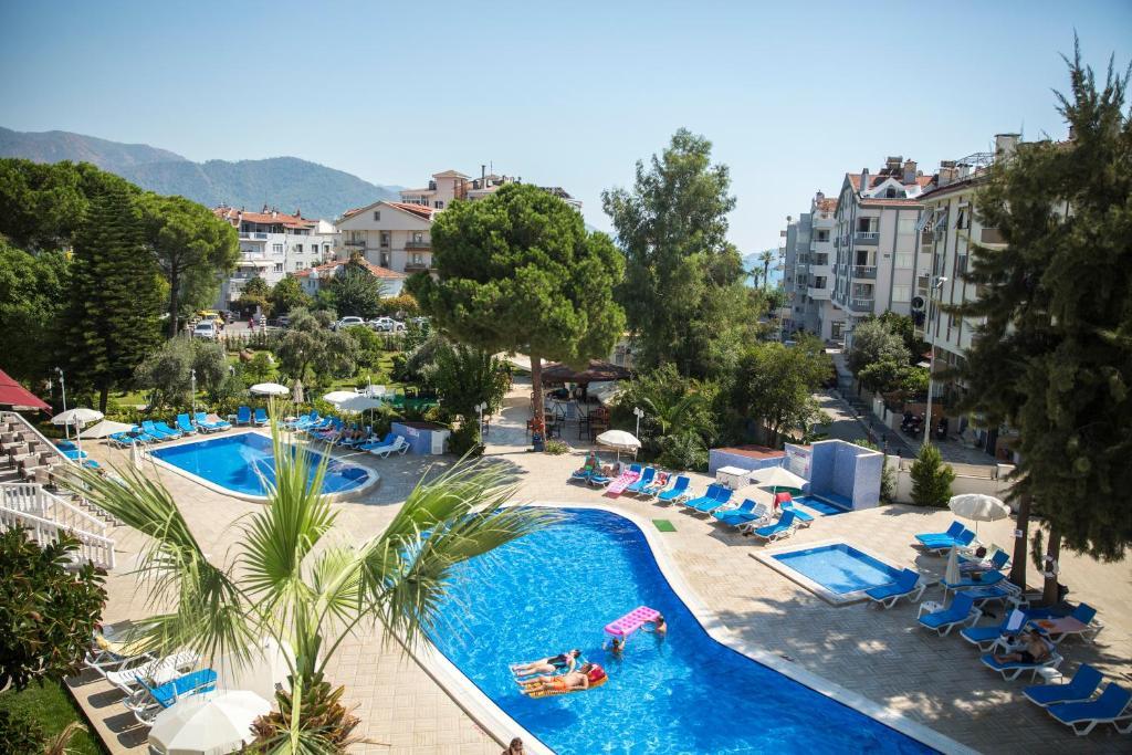 Готель, Мармарис, Туреччина, Halici Otel Marmaris