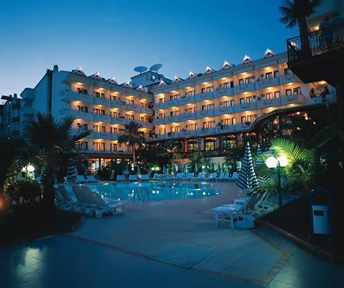 Горящие туры в отель Pineta Club Мармарис