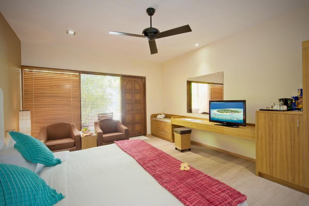Отзывы об отеле Eriyadu Island Resort