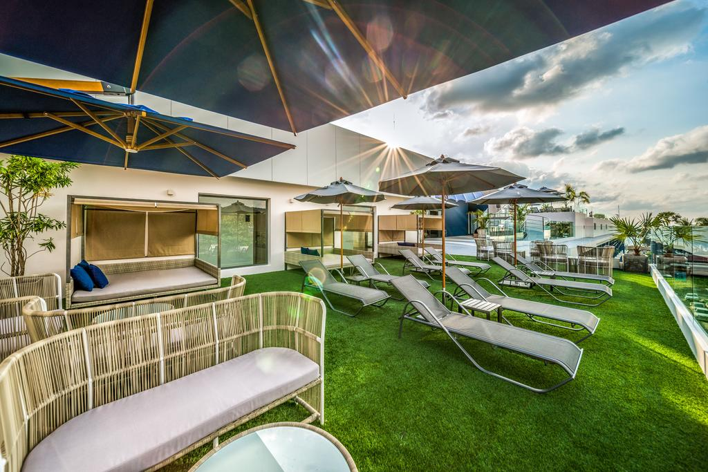 Отзывы туристов, Surf Hotel Patong (Hotel Clover Patong)