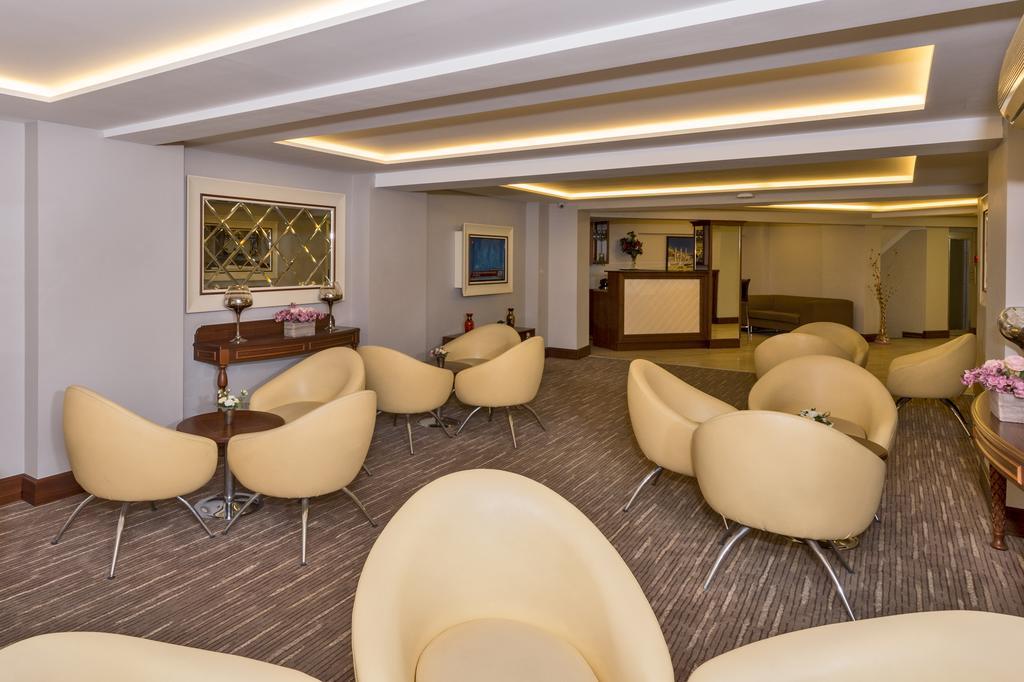 Отдых в отеле Bergama Hotel