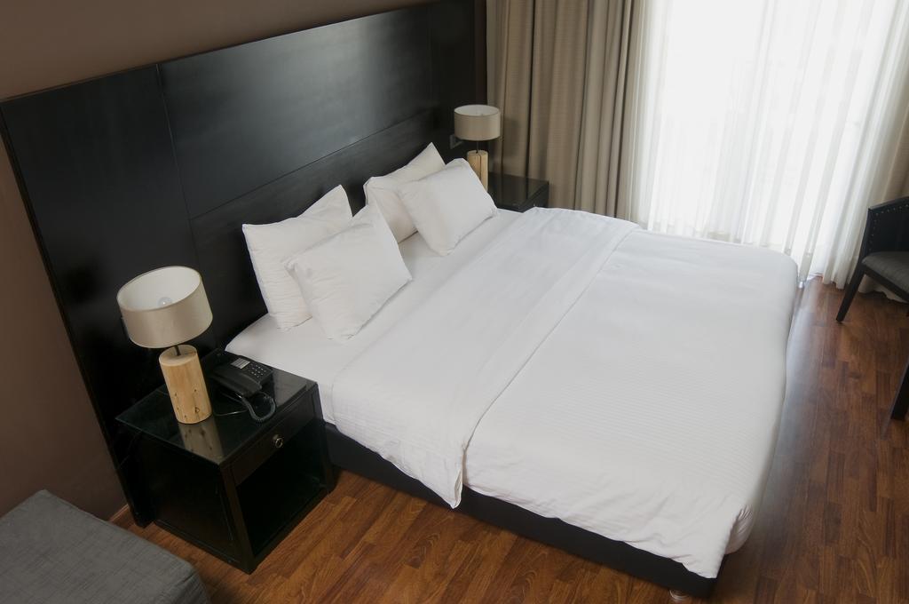 Отдых в отеле Areos Boutique Hotel Афины
