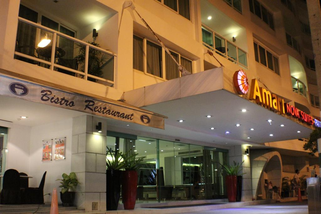 Amari Nova Suites, Паттайя
