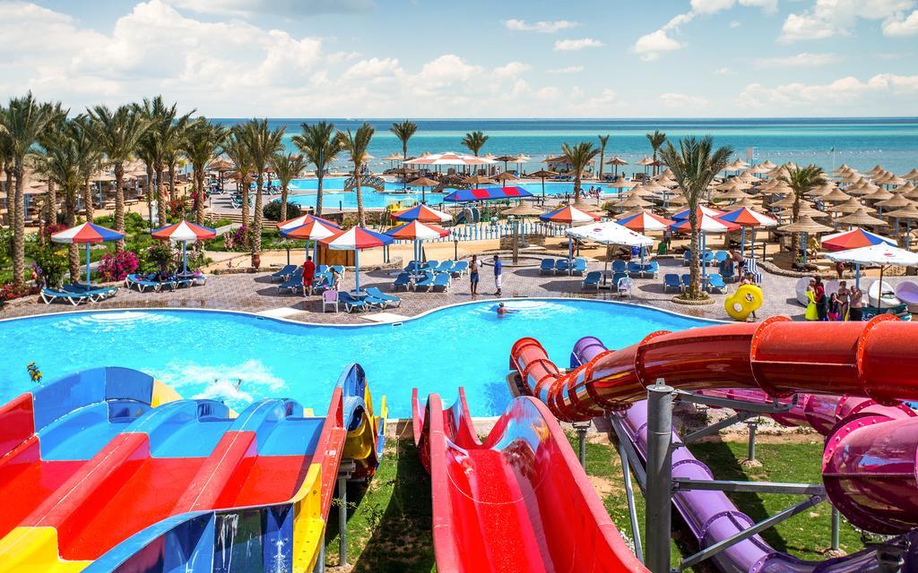 Горящие туры в отель Hawaii Le Jardian Aqua Park Хургада Египет