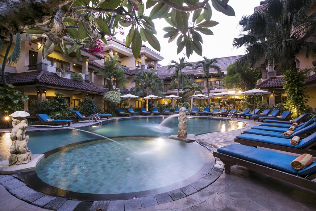 Parigata Resort And Spa Индонезия цены