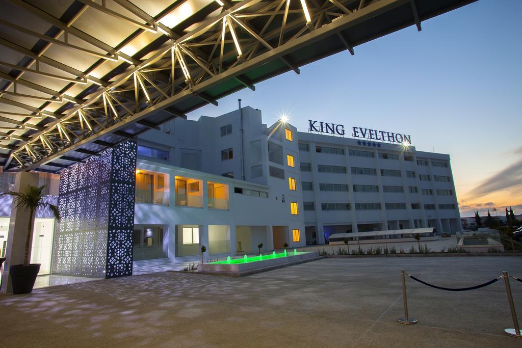 King Evelthon Beach Hotel, Кипр, Пафос, туры, фото и отзывы