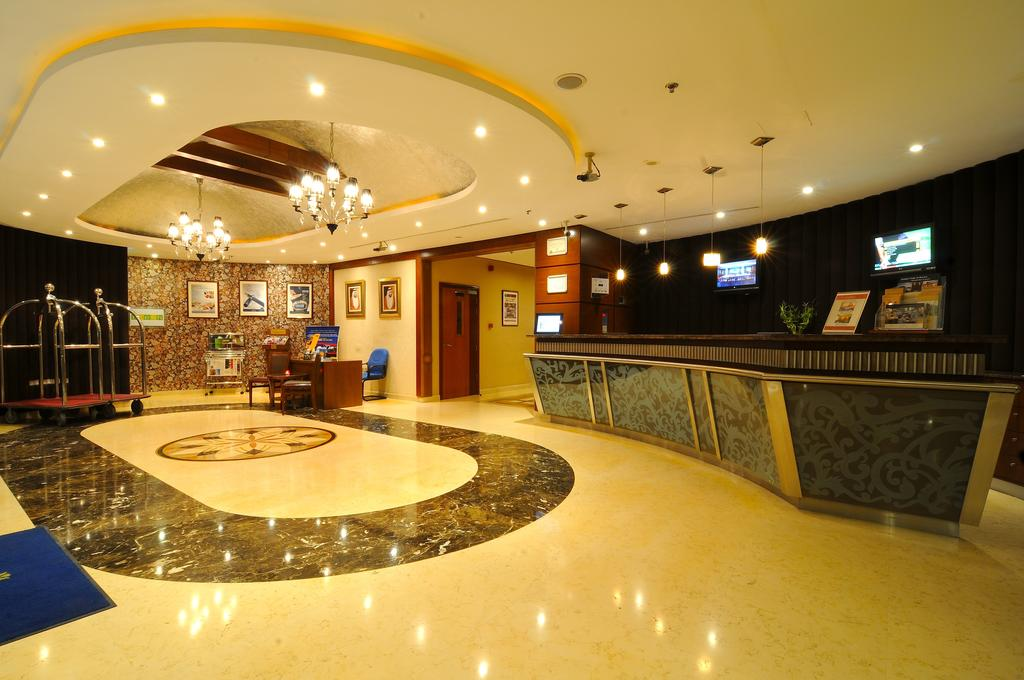Гарячі тури в готель Golden Tulip Al Barsha Дубай (місто) ОАЕ