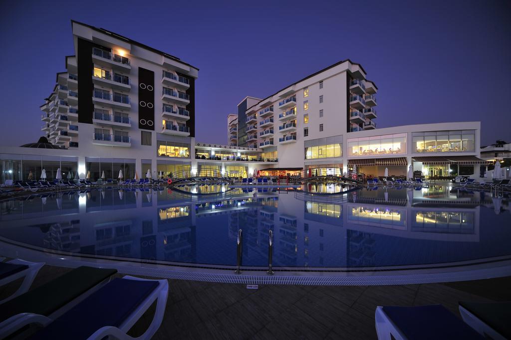 Отзывы туристов Hotel Cenger Beach