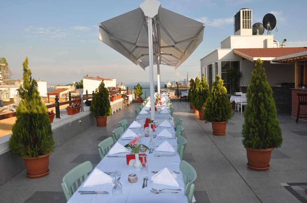 Отдых в отеле Sarnic Premier Hotel Стамбул