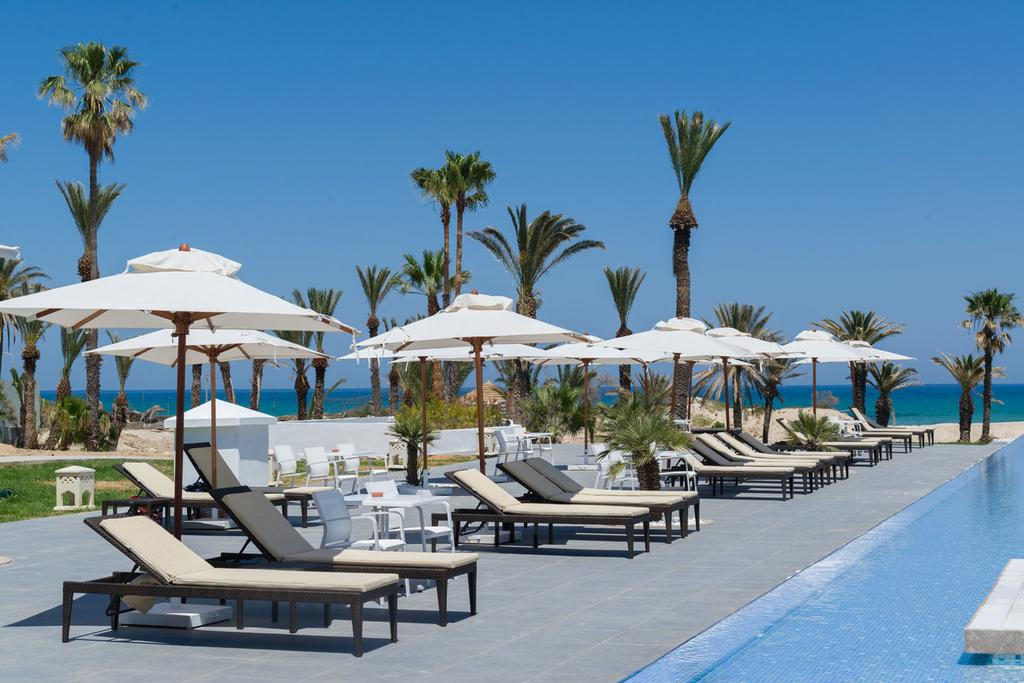 Отдых в отеле Jaz Tour Khalef (ex. Tour Khalef Marhaba Thalasso & Spa) Сусс Тунис