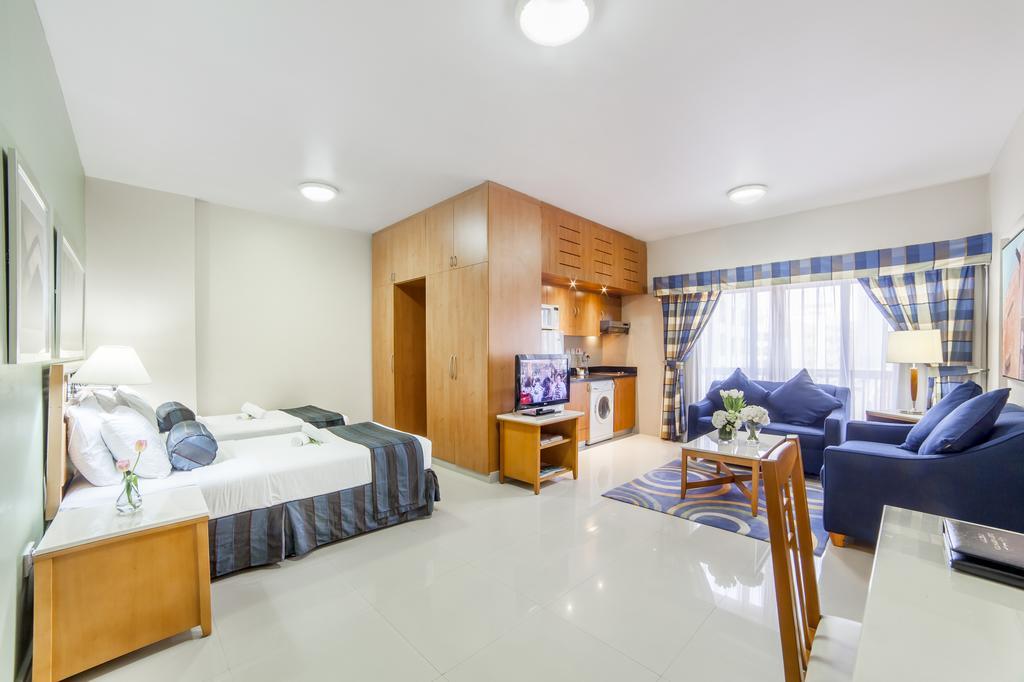 Golden Sands Hotel Apartments, ОАЭ