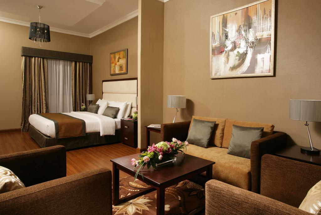 Отдых в отеле Ramada Hotel & Suites Ajman Аджман