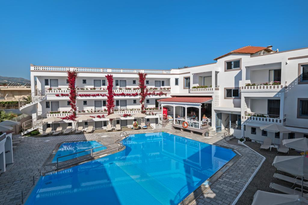 Отзывы об отеле Ariadne Hotel-Apartments