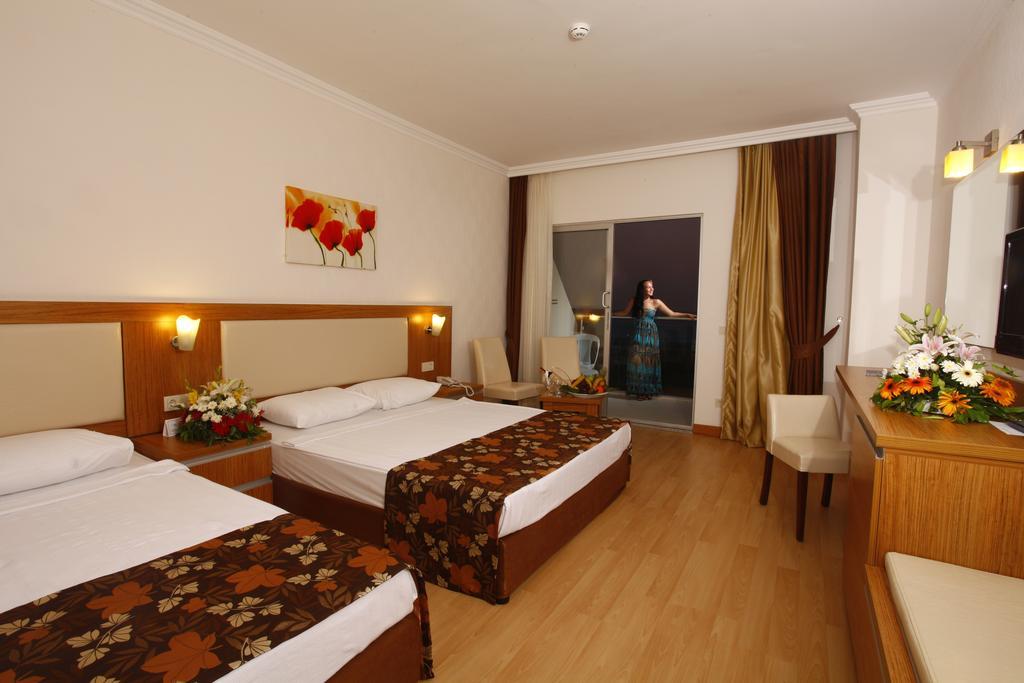 Горящие туры в отель Hotel Cenger Beach Сиде Турция