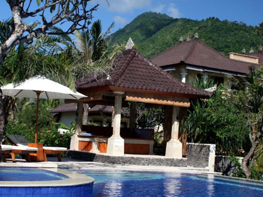 Arya Amed Beach Resort, Карангасем, Индонезия, фотографии туров