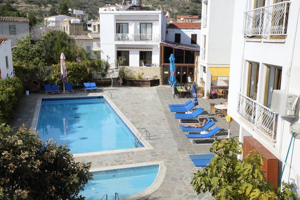 Отель, Ларнака, Кипр, Antonis G Hotel Apartments