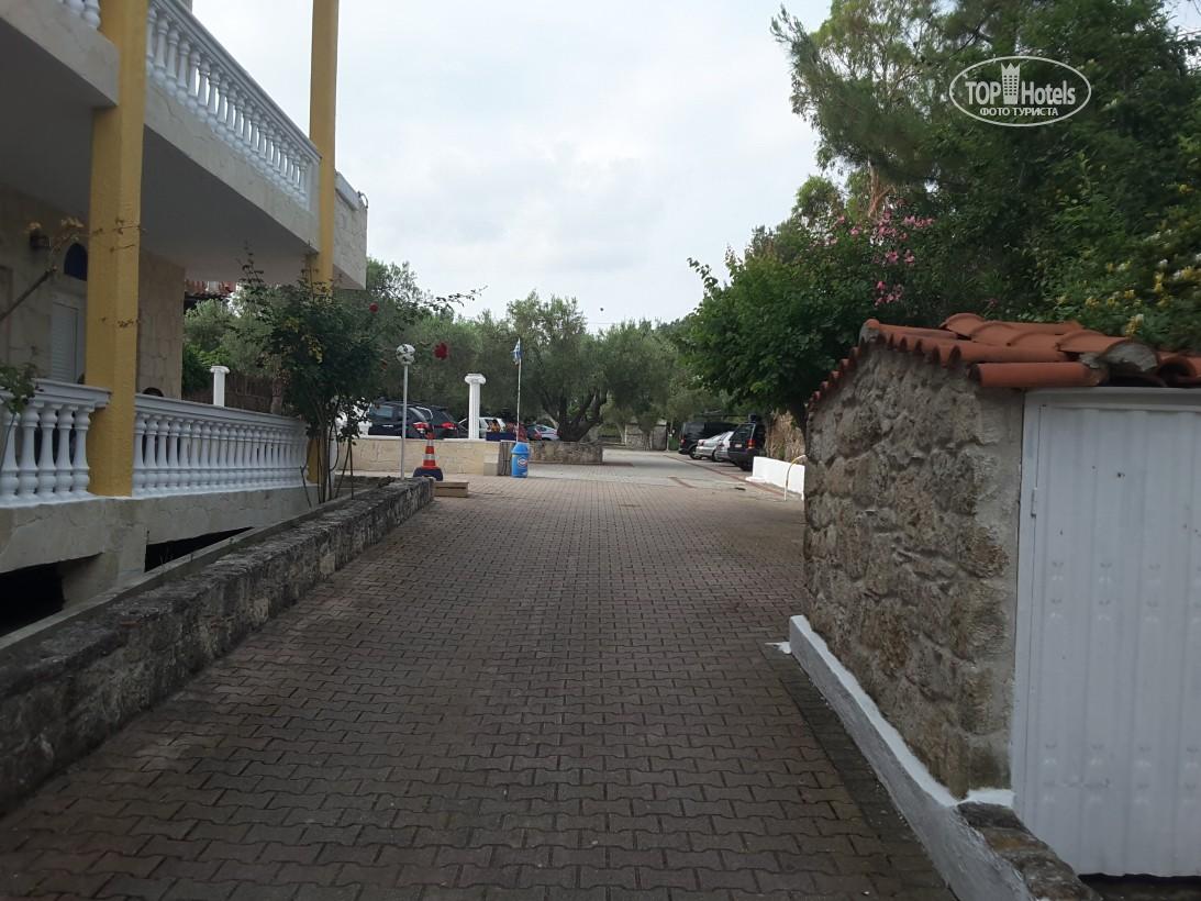 Villa George Hotel Apartments Греція ціни
