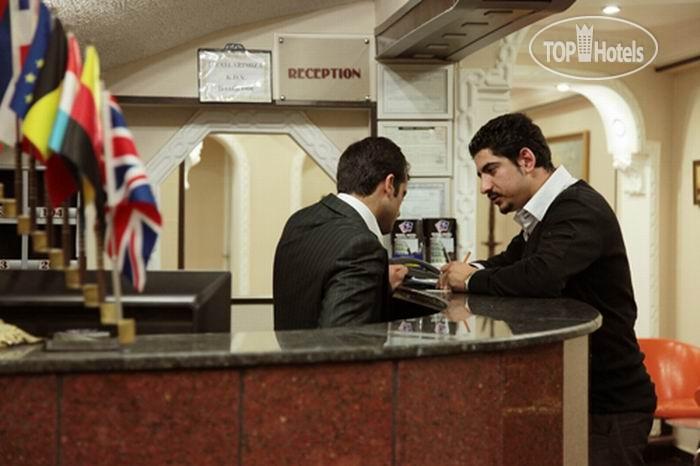 Туры в отель Maral Hotel Istanbul