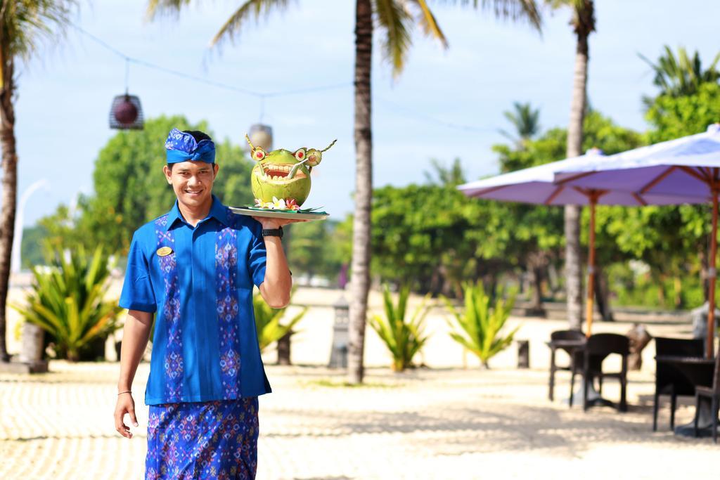 Отдых в отеле Inna Bali Beach Resort Санур